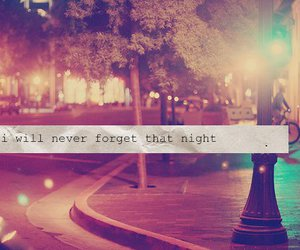 night, quote, and text image