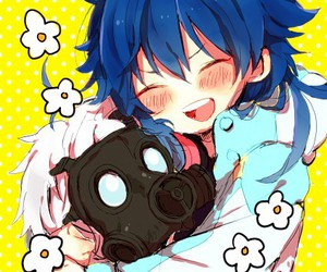 hugs, smile, and dramatical murder image