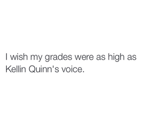 bands, sleeping with sirens, and grades image