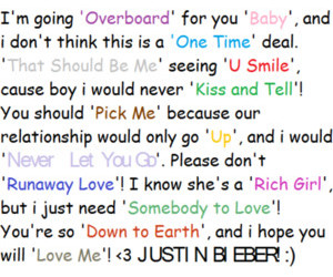 text, justin bieber, and swag image
