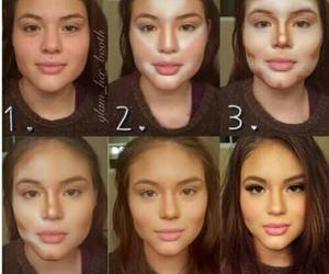 beautiful, before after, and girl image