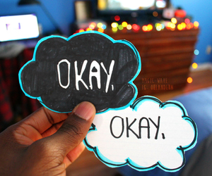 okay and fault in our stars image