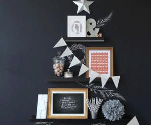 art, christmas, and decoration image
