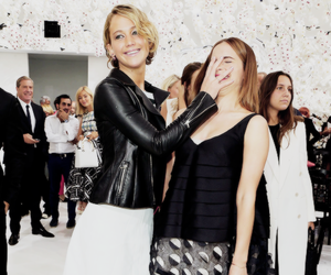 emma watson, Jennifer Lawrence, and funny image