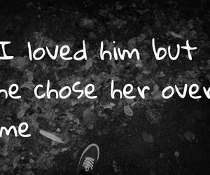 sad and love image