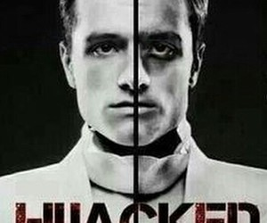 mockingjay, peeta, and hijacked image