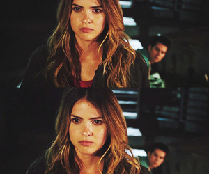 teen wolf, malia tate, and shelley hennig image