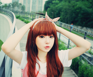 ulzzang, girl, and cute image