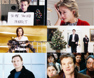 christmas, love actually, and movies image