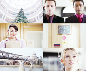 christmas, keira knightley, and love actually image