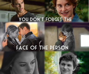 four, divergent, and the fault in our stars image