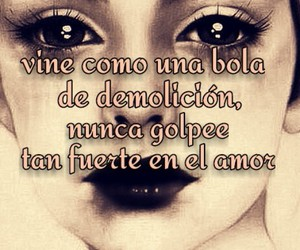 cry, frases, and heart break image