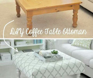 diy, interior, and table image