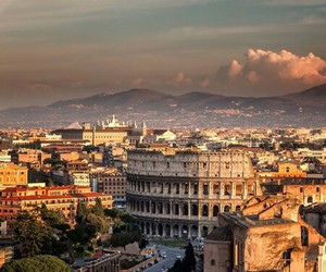 Dream, rome, and love image