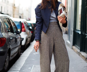 fashionweek, streetstyle, and fashion image