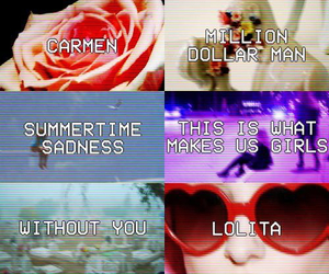 Carmen, grunge, and songs image