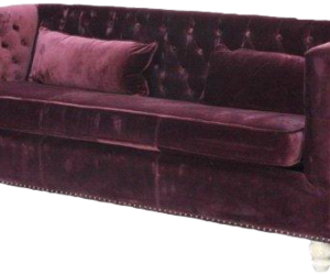 couch, purple, and midnight image