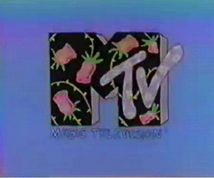 mtv, grunge, and music image