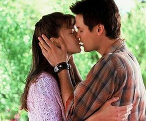 crying, cute, and walk to remember image