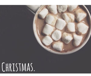 christmas, cocoa, and december image