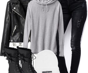 badass, teen wolf, and cora hale outfit image