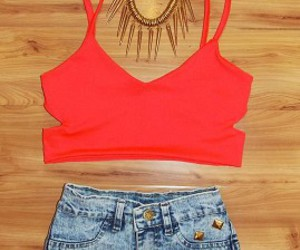 clothes, style, and conjunto image