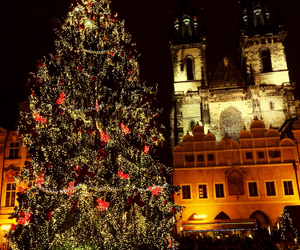 christmas, europe, and happy image