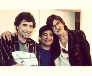 Maradona, sabina, and charly image
