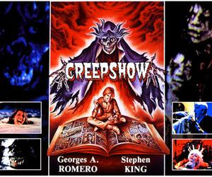 creepshow, horror movie, and skeleton image