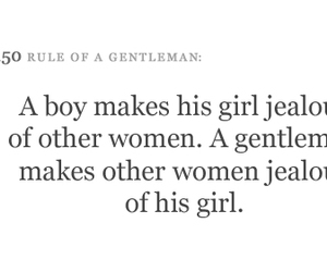 boy, gentleman, and quote image