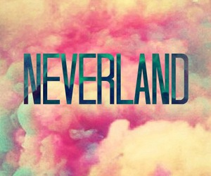 neverland, clouds, and wallpaper image