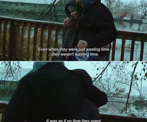 if i stay, quote, and love image