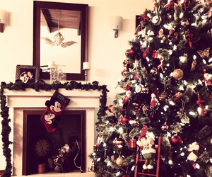 christmas, christmas tree, and december image