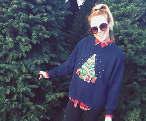 california, christmas, and clothes image