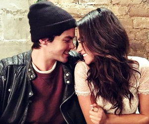cast, shay mitchell, and tyler blackburn image