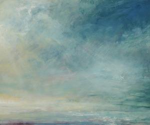 art, artist, and blue sky image