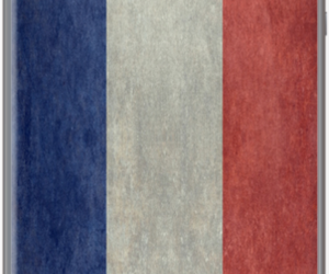 flag, flags, and france image