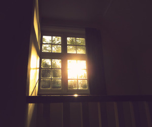 sun and window image