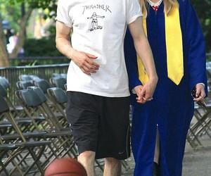 couple, emma stone, and movie image