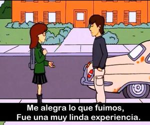 <3, Daria, and frases image