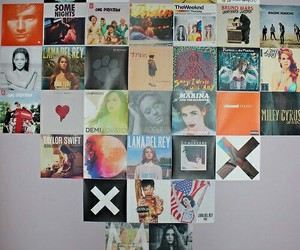 music, lana del rey, and one direction image