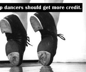 dance, dancer, and tap dance image