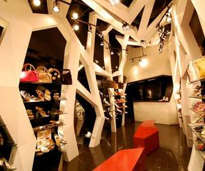 closet, louboutin, and shoes image