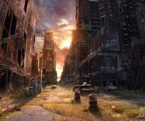 apocalypse, apocalyptica, and last of us image