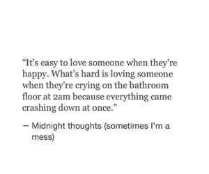 break down, Relationship, and sad image