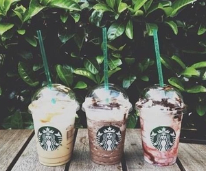 photography, colours, and starbucks image