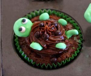 chocolate, turtle, and cute image