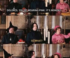 harry potter, mean girls, and pink image