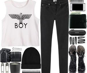 christmas, Polyvore, and winter image