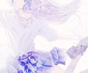 ao haru ride, cute, and anime image